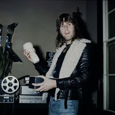 Thoughts of Emerlake Palmerson • Keith Emerson in London, 1974 (Photos by Koh...