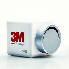 3M Volume-Down Ear Plugs