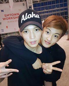 Taeyong and Mark