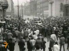 ▶ 1968 - Czechoslovakia - Soviet invasion - YouTube