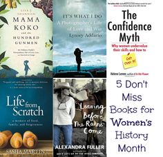 5 Don't Miss Books for 2015