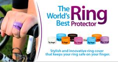Ring Wrapper - The World's Best Ring Protector