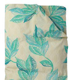 Colorful organic bedding when you shop for a Company C Shaye Lake Duvet & Sham | Free Shipping