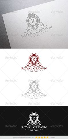 Royal Crown — Vector EPS #wedding #royal • Available here → https://graphicriver.net/item/royal-crown/6208637?ref=pxcr
