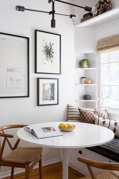 6 Tips for Creating a Cozy Breakfast Nook - Cupcakes & Cashmere