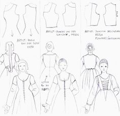 My friend is working on a kirtle class for Pennsic. I am made some pictures for her to use, trying to demonstrate the possible uses for a kirtle pattern. Versatility in Kirtle Pattern Renaissance Costume, Medieval Costume, Renaissance Clothing, Renaissance Fashion, Italian Renaissance, Medieval Dress, Renaissance Fair, Historical Costume, Historical Clothing