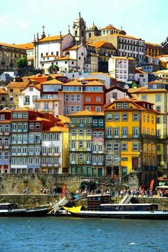 Porto is a colorful city and full of life! ❤️ Porto is a colorful city and full of life! Visit Porto, Visit Portugal, Portugal Travel, Spain And Portugal, Places To Travel, Places To See, Travel Destinations, Travel Tips, Portuguese Culture