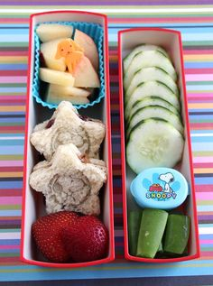 Snoopy Bento Box Lunch
