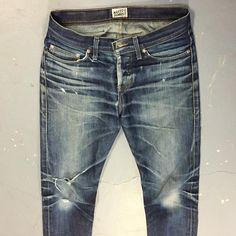 Naked & Famous Denim #jeans #indigo #selvedge #menswear #fashion