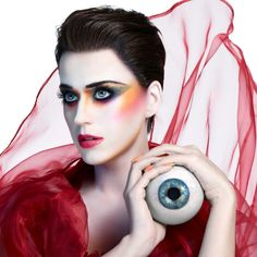 Katy Perry, witness, make up, eye wallpaper