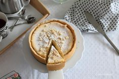cremiger Kaesekuchen Rezept cremigster ohne risse schön hoch mit boden lecker Castlemaker Lifestyle-Blog