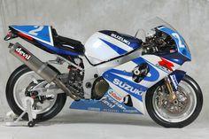 Suzuki-GSXR-750-2001 - SERT