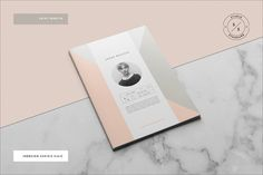 Saint–Martin Proposal by Studio Standard on Creative Market