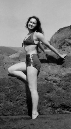 Very Young Bettie Page