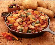 Idaho Potato Commission - Recipes: Spanish Potatoes