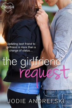 Author: Jodie Andrefski Tittle: The Girlfriend Request Standalone Genre: Contemporary, Romance, [Young-Adult] Heat Rating: Cool Page Count and Format: 216 pages, Ebook Expected Publication: January...