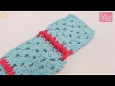 Crochet: 5 Ways to Put Together Squares & Motifs