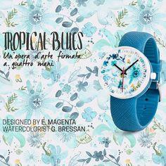 TROPICAL BLUES!