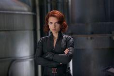 """Nuevas imágenes de """"Los Vengadores"""" [Scarlett Johansson como Viuda Negra]"""