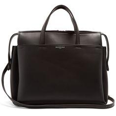 Balenciaga Portfolio Sac L (£1,830) ❤ liked on Polyvore featuring bags and luggage