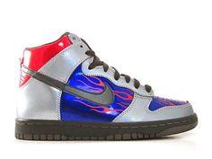 Nike SB Optimus Prime High Dunks Transformers Sneakers Nike Air Vapormax a3a291d418