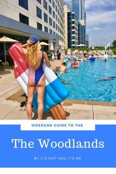 houston weekend getaway