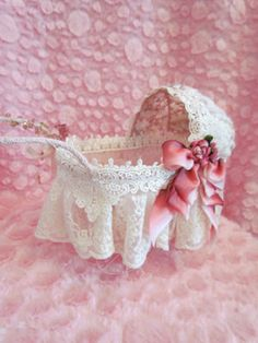 Sweet little pram, for baby gifts
