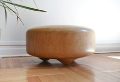 Totoro Stool by Armand Graham and Sasha Ritter.
