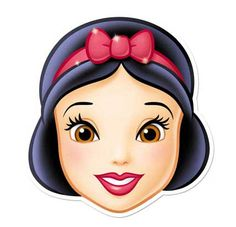 Branca de Neve e os 7 Anões png, grandes, Snow White and the Seven Dwarfs png Disney Princess Snow White, Snow White Disney, Disney Princess Party, White Halloween Mask, Halloween Masks, Princess Party Supplies, Mascaras Halloween, Party Face Masks, Snow White Birthday