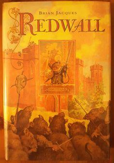 Redwall, Brian Jacques,