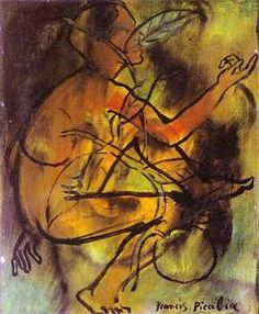 eve - (Francis Picabia)