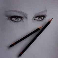 tiramasu:  eye practice  are those tyra banks eyes it really looks like it