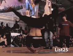 2000s Breakdance Move