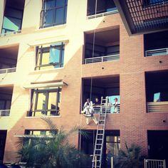 Third Avenue Lofts External Window Cleaning