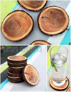 Make Some Beautiful Coasters