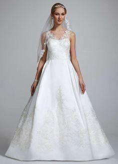 oleg cassini wedding dress #olegcassini #weddingdress #wedding
