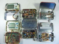 My electronics projects in Altoids tins #1