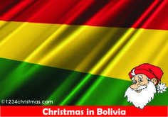 Christmas in Bolivia