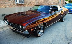 1970 Torino GT Fastback. I almost bought one way back when...