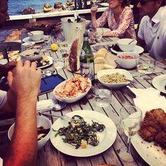 @Moira Dawson Wright @Ciara Seltzer Hunt a movable feast! #mermaidavenue