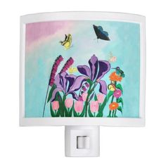 Garden of Heavenly Delights Night Light - home gifts ideas decor special unique custom individual customized individualized
