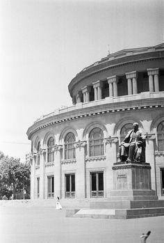 The Opera House in #Yerevan, Armenia