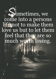Sometimes we.....