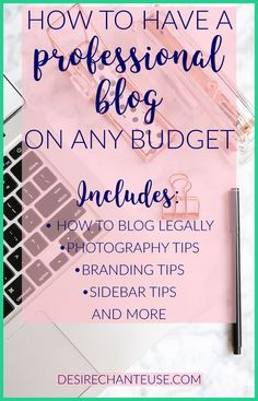 the broke girl s guide to starting a blog think creative blog