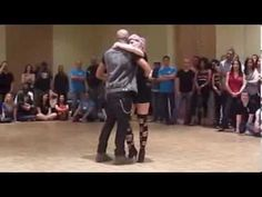 ▶ Kizomba - Sara & Albir 2014 - YouTube, I would LOVE to learn this dance! I think I missed my calling!