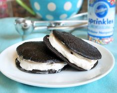 ice cream sandwich pancakes