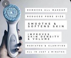 Nu Skin, Galvanic Body Spa, Reduce Pore Size, Bronze Skin, Facial Cleanser, Anti Aging Skin Care, Face And Body, Skin Products, Face Care