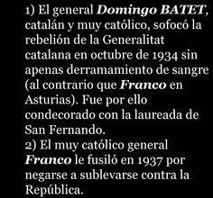 Spanish and catalan general Batet