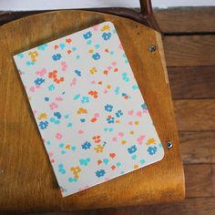 CAHIER FLEURS, LALÉ, €4.00 by Stereo Fields Forever