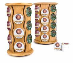 Sustainable and stylish way to store your Keurig K-Cups.